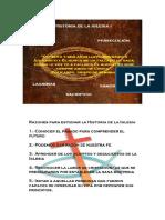 HISTORIA DE LA IGLESIA I ESTUDIO.doc