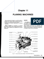 Shaper Chapter From Manufacturing Technology