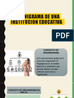 ESTRUCTURA DE UNA I.E.