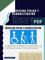Tema 2 - Medicina Fisica y Rehabilitacion
