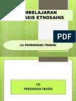 Pemb. Berbasis Etnosains - Pertemuan 3.pptx