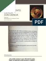 Clase 2, Conocimiento Científico.pptx