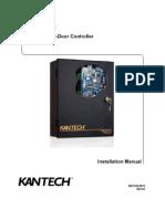 Kt 400 Controller Install Manual Lt En
