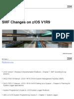 SMF Changes on zOS V1R9_Final