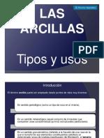Las arcillas tipos y usos.pptx