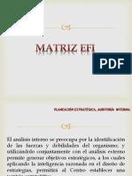 Matriz- EFI 2