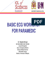 Basic ECG Workshop for Paramedics