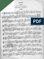Klassische Stucke for Flute