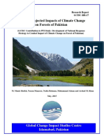 GCISC-RR-17-Past and Projected Impacts of Climate Change on Forests of Pakistan