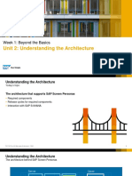 The architecture behind SAP Screen Personas SAP  Week 1 Unit 2 Uta Presentation