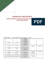 HORARIOS 2018-19 Prof Por Determinar-1