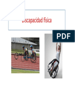Discapacidad Física y Deporte