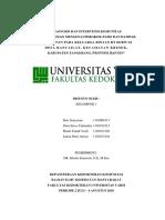 PDF Diagnosis Komunitas Kelompok 1 (2juli18-4agustus18)