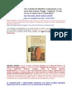 EUROPA ATLÁNTICA en LA EDAD de BRONCE (Comentario a Los Estudios de La Profesora Ruiz-Gálvez Priego