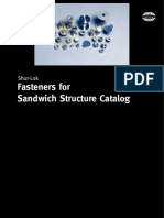 Fasteners for Sandwich Struture Catalog