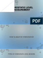hydrostatic-measurement.pptx