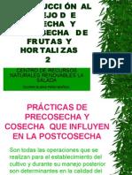 MANEJO DE COSECHA Y POSCOSECHA 2