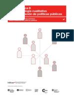 Evaluación Políticas Públicas