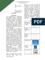 Síntesis de Los Complejos Cloro-Amin Cobalto (III) 2