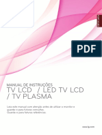 Manual LG TV