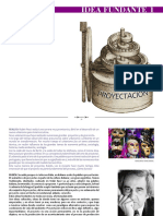 Ruben Pesci - Idea Fundante 1. Proyectación.