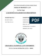 Transfer of Property