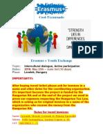 Metodologia Pentru Recrutarea - Managementul Voluntarilor