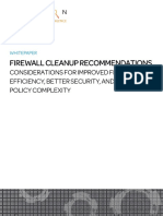 Firewall Cleanup WP