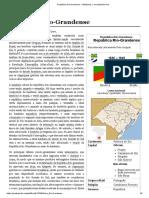 República Rio Grandense