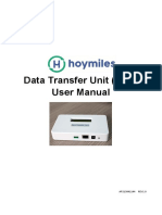 DTU User Manual