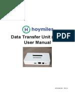 DTU User Manual