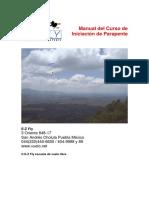 Manual del Curso de iniciación de parapente.pdf