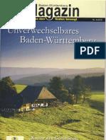 Bw Magazin Und Golf Panorama, Nr. 4-2010