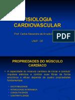 Fisiologia Cardiovascular Inicial