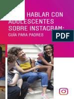 Guía para padres de adolescentes que usan Instagram