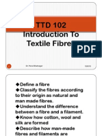 Fibres Classification and Characteristics