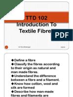 Fibres Classification and Characteristics