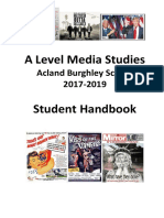 media studies abs course handbook sept 2018