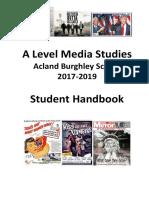media studies abs course handbook sept 2018