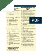 99 Windows Vista Performance Tips and Tweaks