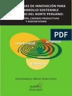 TOSTES M. (2014) Experiencias de innovación para el desarrollo sostenible en agro del norte peruano