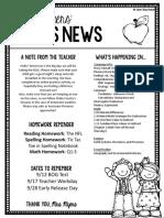 newsletter 9-11