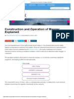 Construction and Operation of Megger Explained
