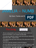 Jamelia Pitch