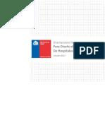 NTB  Orientaciones Anteproyectos hospitales Chile