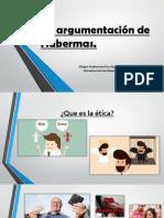 La Argumentación de Habermas