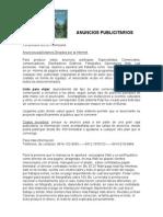 Carta Explicativa Para Comercializar Los Anuncios Publicitarios de Internet Para Comerciantes