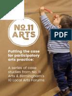 No. 11 Arts Case Studies