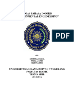 Environmental Enginering