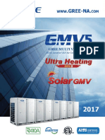 GREE GMV5 Brochure Summer 2017
